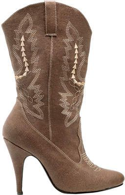 48be047032c Ellie Cowgirl-418 in 2019 | Products | High heel cowboy boots, Spike ...