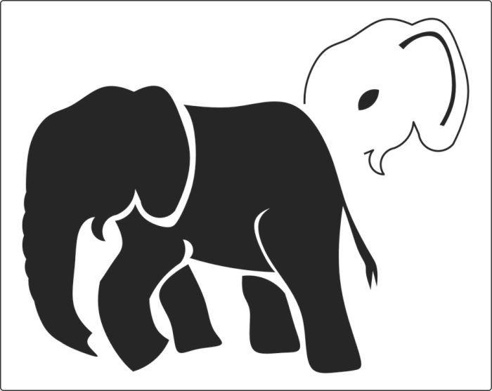 Stencil Animal Google Search Btec Foundation L1 Zoo
