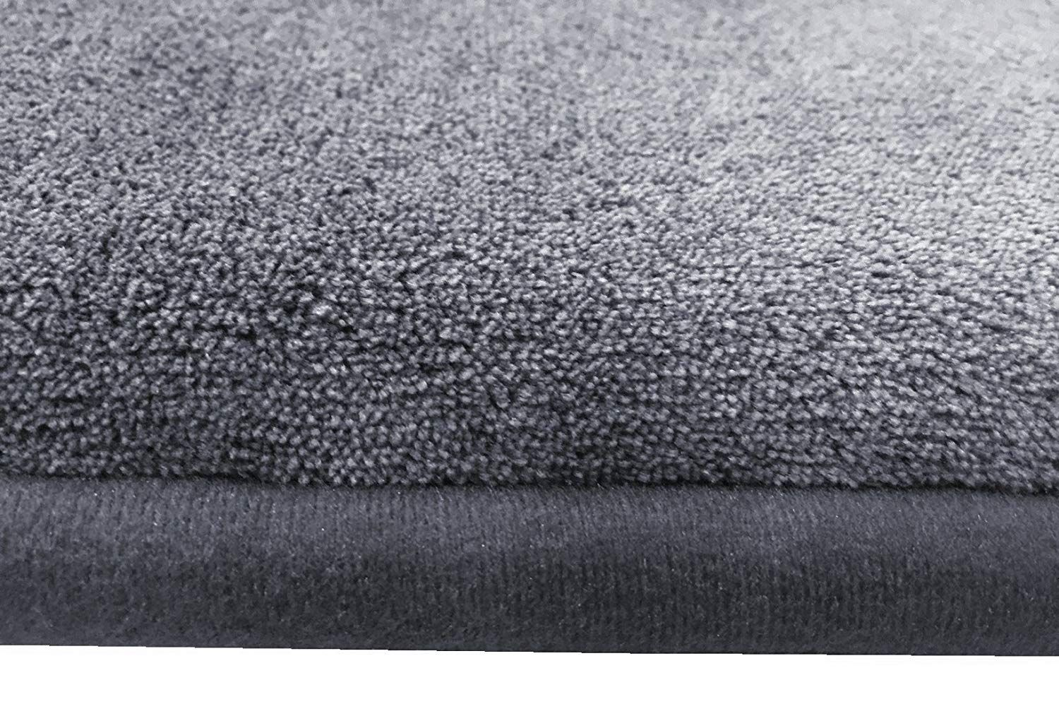 Dogbed4less Memory Foam Gel Cooling Luxury Pet Dog Bed Mat Pillow Topper Xl Large 48 X30 Crate Size Grey Color Cl Dog Bed Mat Diy Dog Bed Dog Bed Furniture