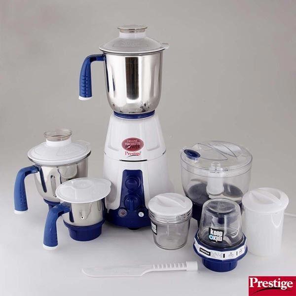 f09134465 Prestige Mixer grinders  Buy Prestige Deluxe Total VS Mixer Grinder 750  Watts Online