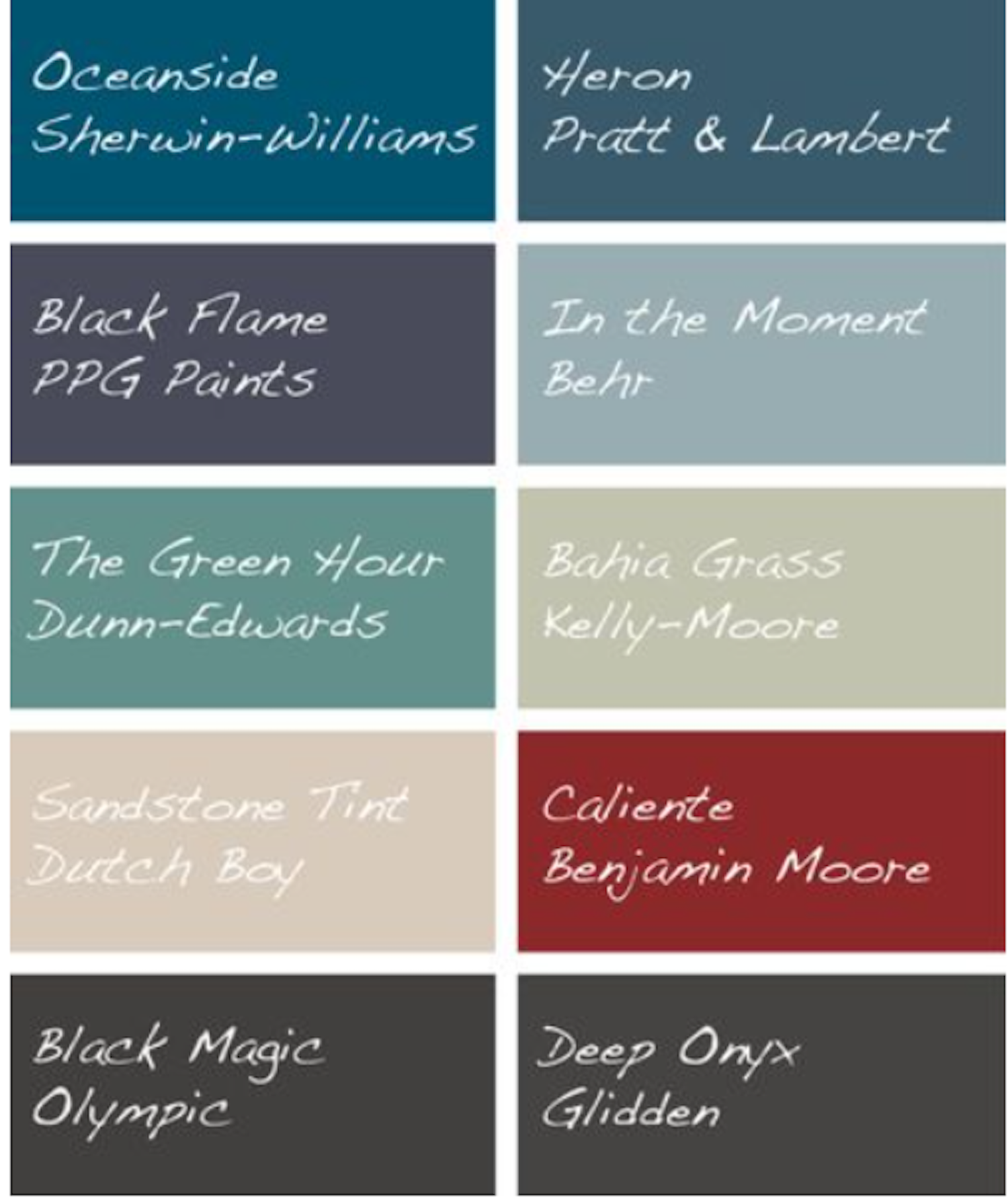 will these paint colors be big in 2018 rj painting chicago on kelly moore paint colors chart id=92790