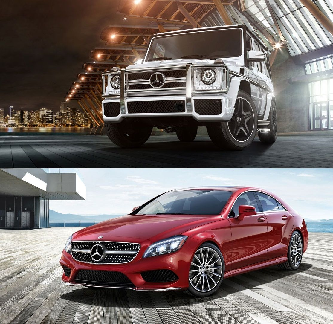 The best of both worlds, Mercedes sports utility vehicle meets ...