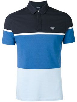 db35be08fc Camisa polo color block