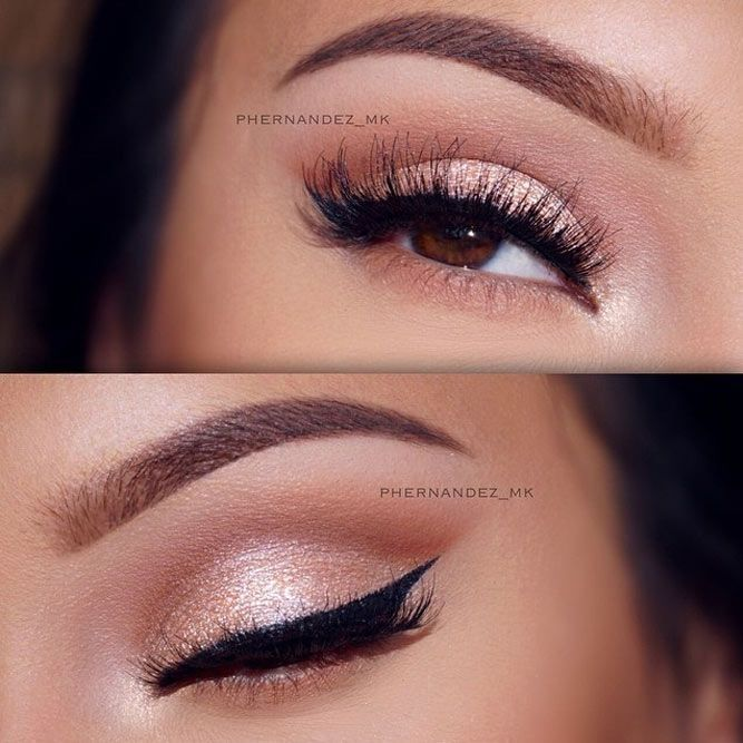 Photo of Charming rose gold make-up looks day to night ★ More information …