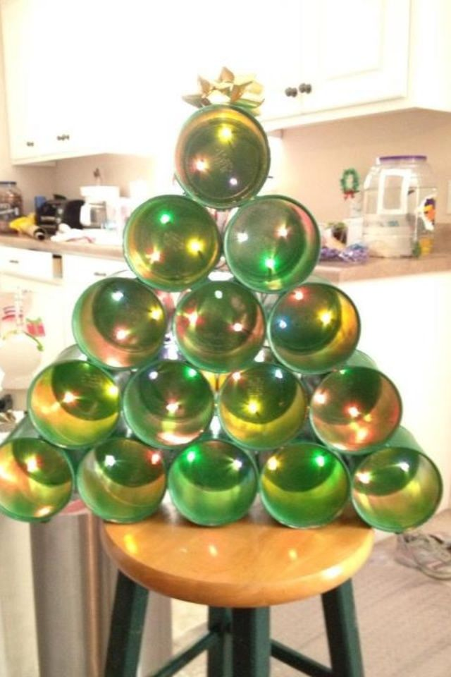 Usesforemptyformulacans gonna put my empty formula cans to gonna put my empty formula cans to work d another christmas tree solutioingenieria Choice Image