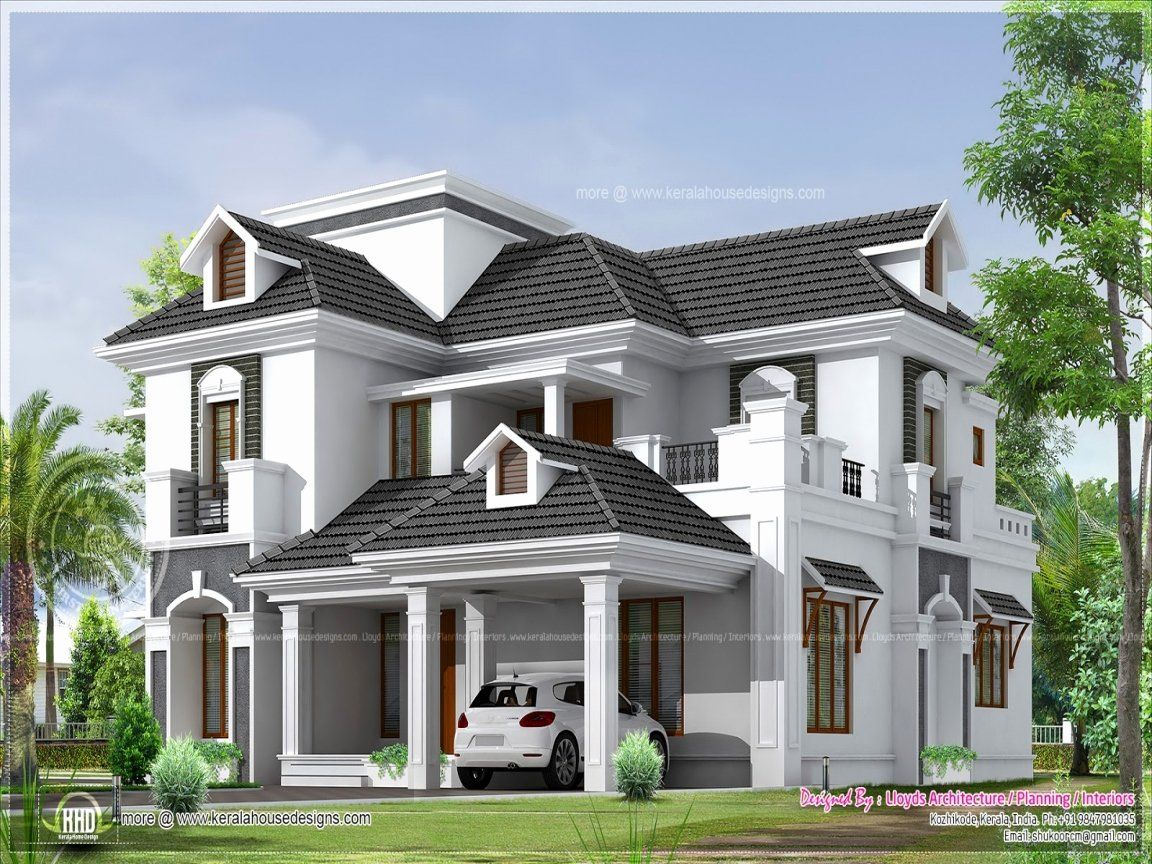 16 Simple House Plans 4 Bedroom in 2020 (With images ...