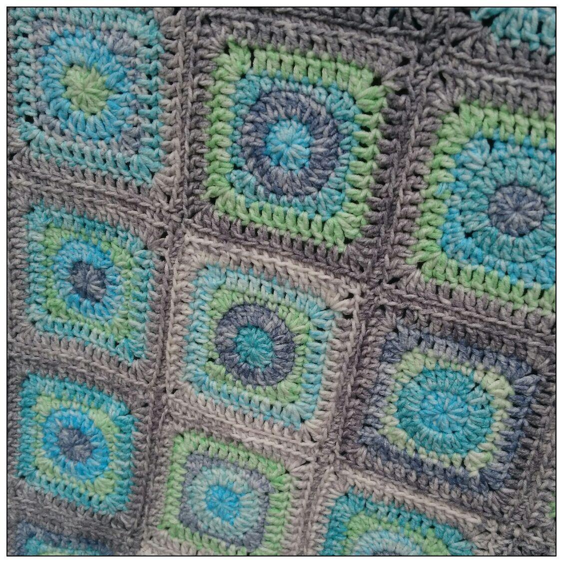 Aquarel Blanket Pattern Blanket Blanket Pattern