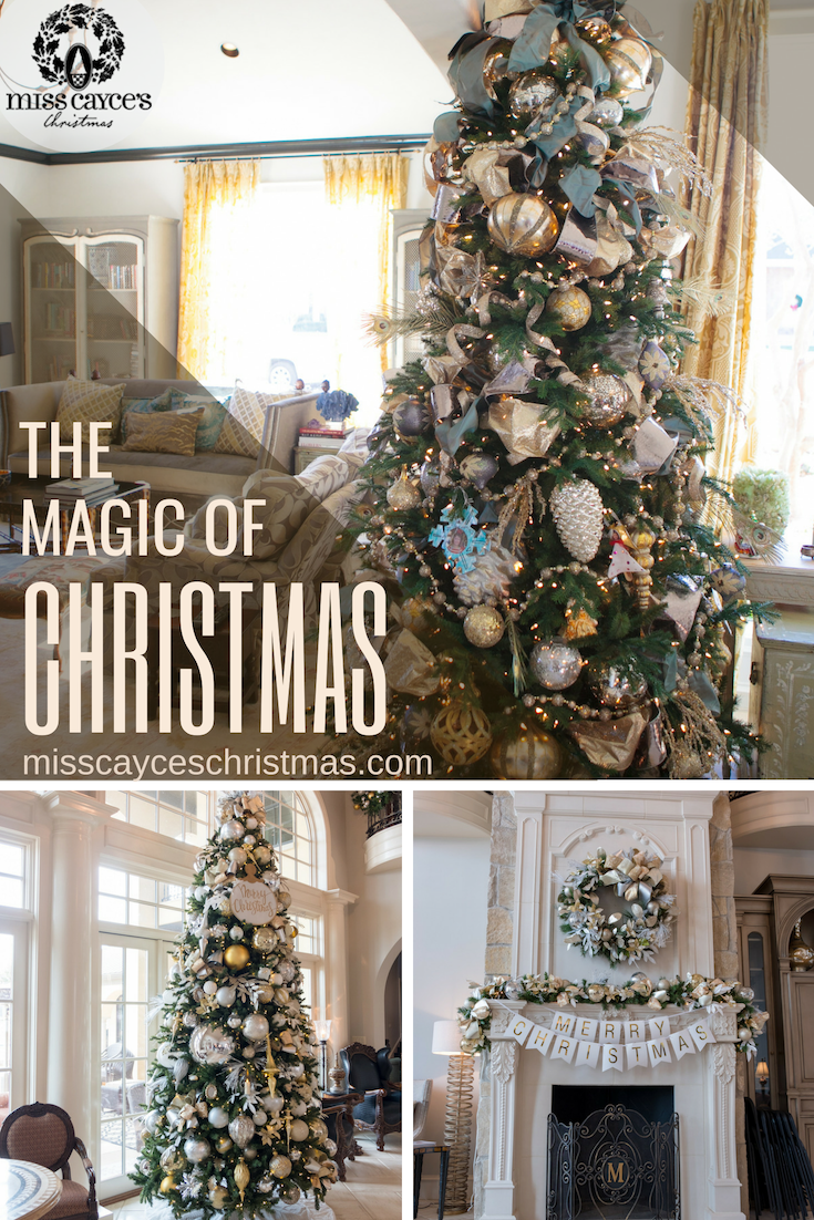 Create The Christmas Of Your Dreams With A Dash Of Silver And Gold