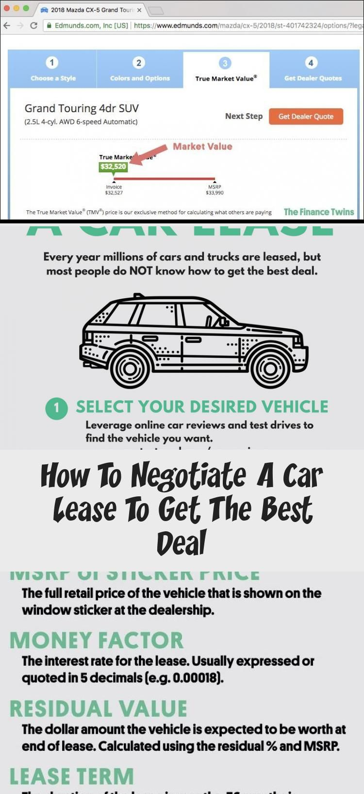 How To Negotiate A Car Lease To Get The Best Deal Car Car Lease Best Cars For Teens Best Cars For Women