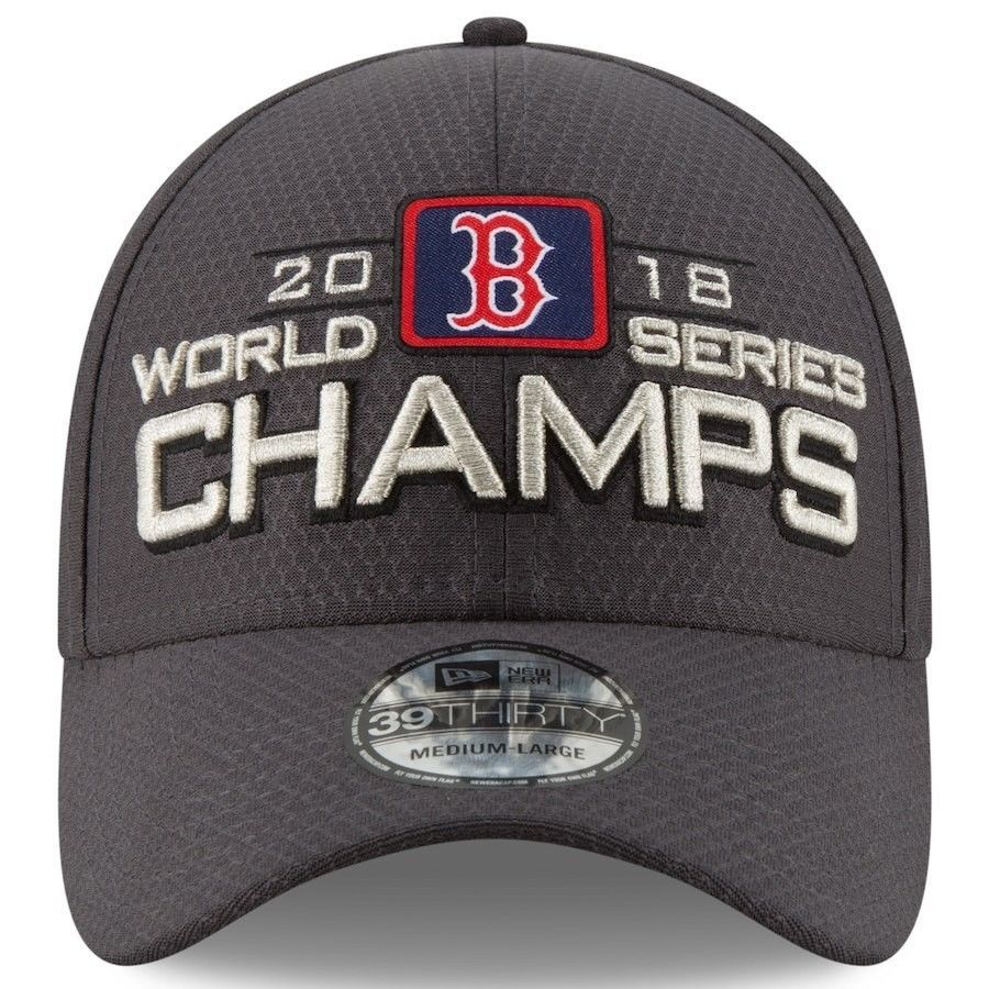buy online 0518c b32ba best boston red sox new era 2018 world series champions locker room  39thirty flex hat 4830c