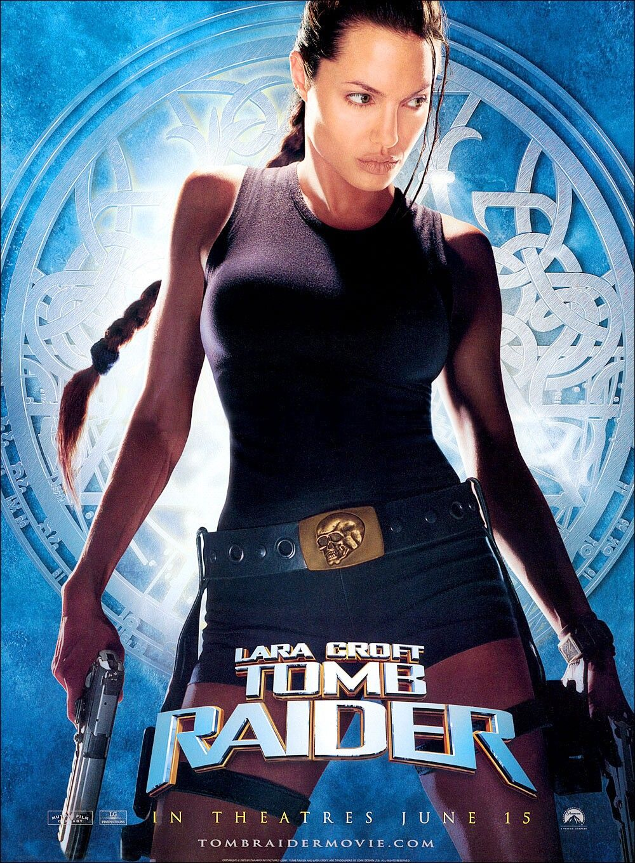 Lara Croft Tomb Raider 2001 Tomb Raider Angelina Tomb Raider Movie Tomb Raider Full Movie