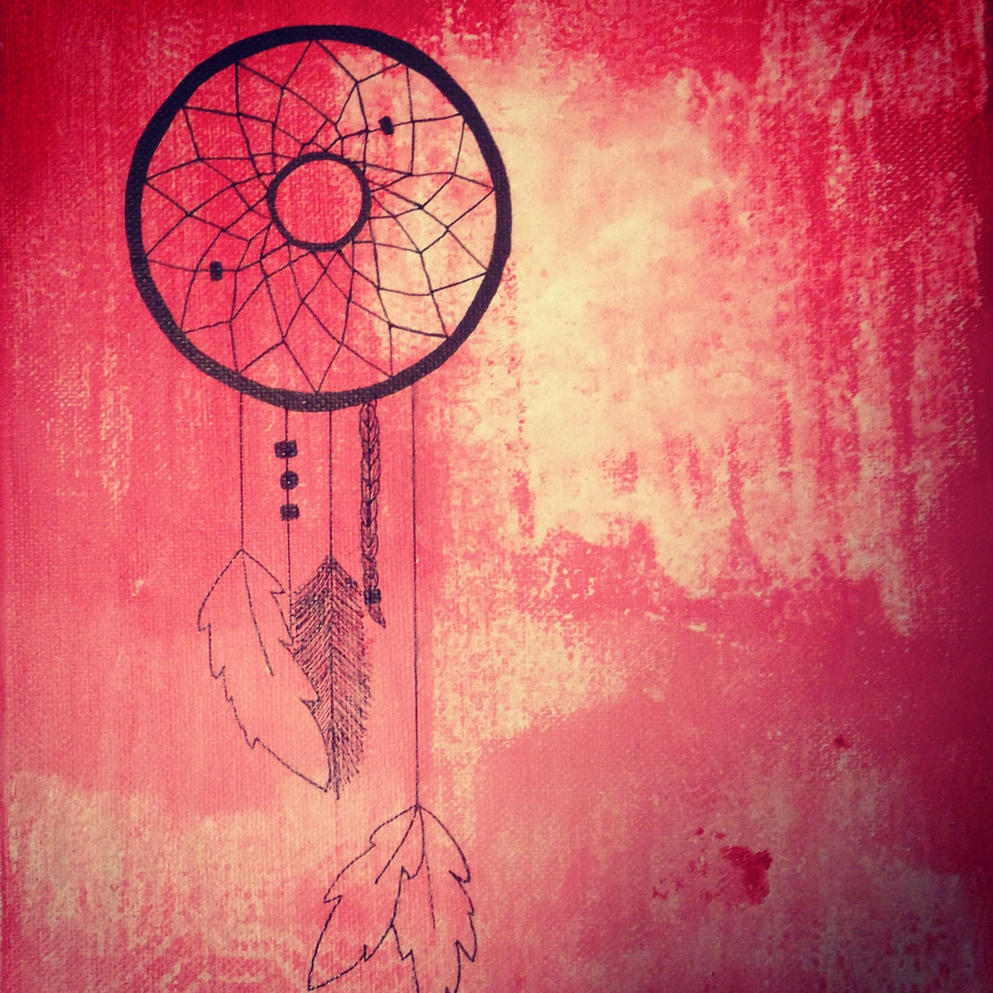 I have a new love for dream catchers