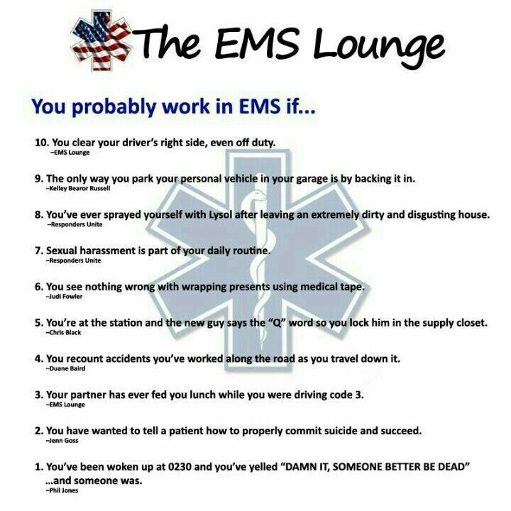 Pin by Sherry Eckert on EMS Pinterest - paramedic job description