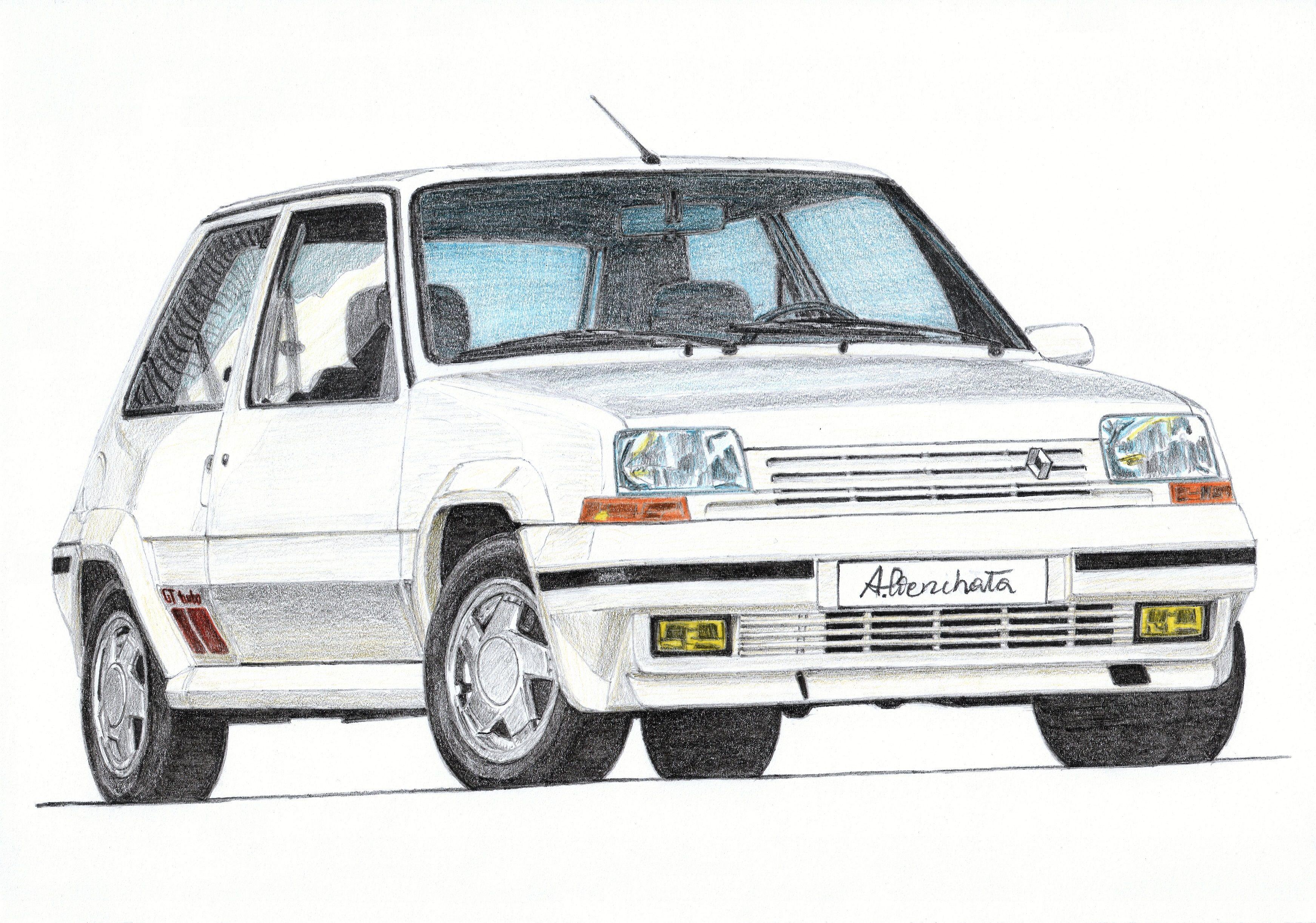 Renault 5 Gt Turbo 3 3 Renault 5 Gt Turbo Renault 5 Renault