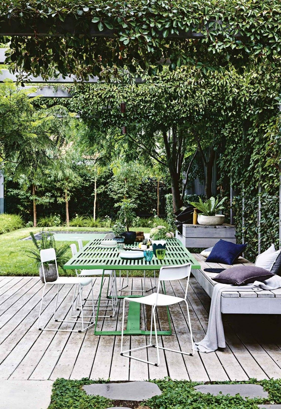 Garden Decor Melbourne in 9  Melbourne house, Outdoor rooms