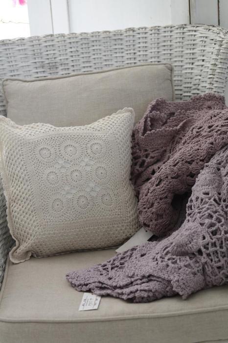 Nordljus Purple Green: Nordljus - Textiles
