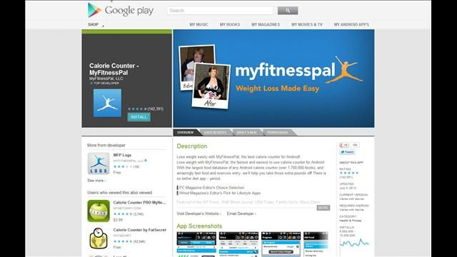 App Of The Day MyFitnessPal App Of The Day