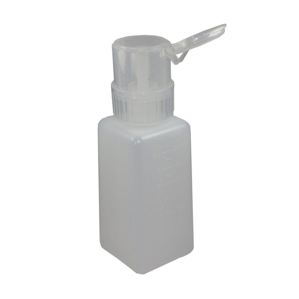 Soft n style lockable pump dispenser bottle 8 oz b31
