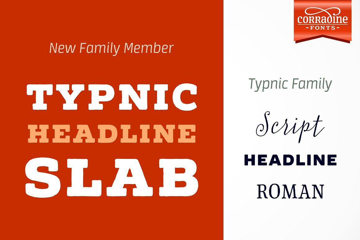Typnic Headline Slab Slab Headlines Fresh Fruit