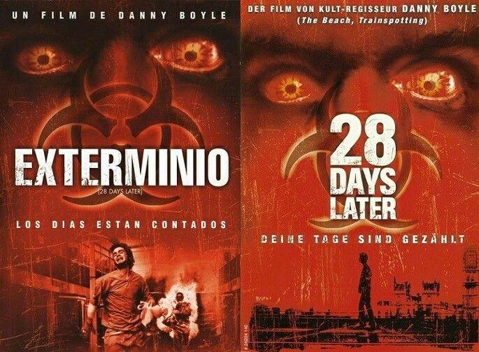 Duo Exterminio 28 Dias Despues En 2020 28 Dias Despues Peliculas Serie De Television