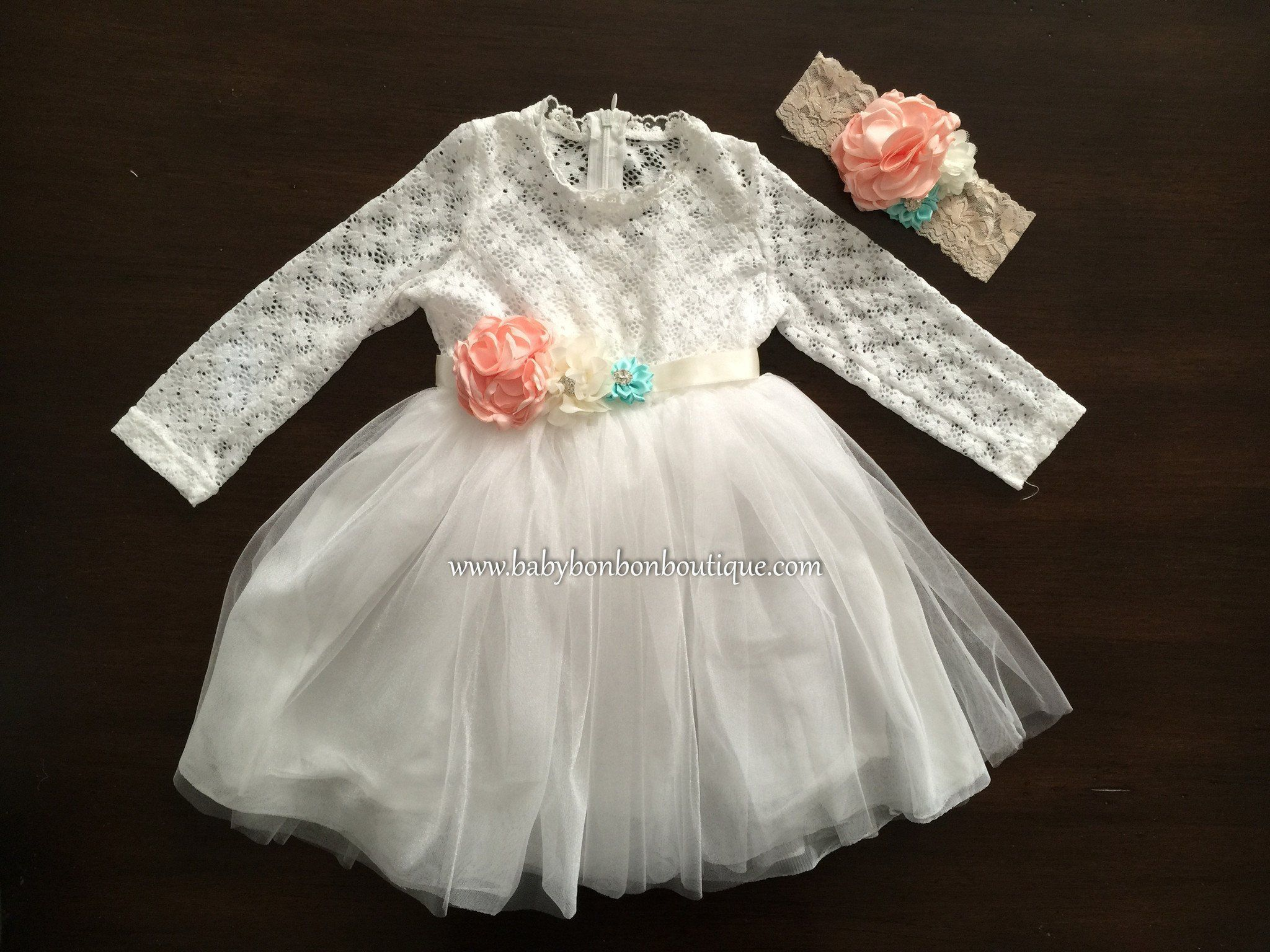 Pink coral baby girl dress baby girl dresses girls dresses and babies