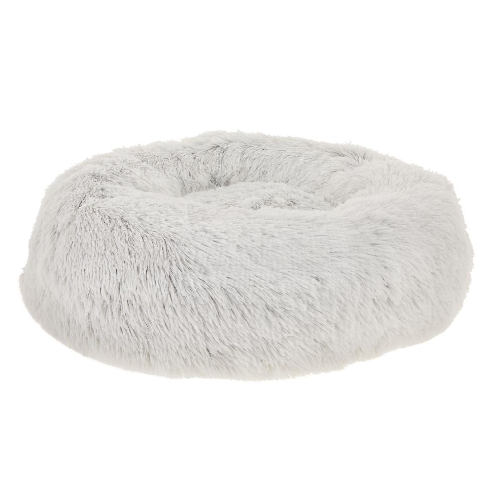 Top Paw® Faux Fur Donut Pet Bed dog Cuddler Beds