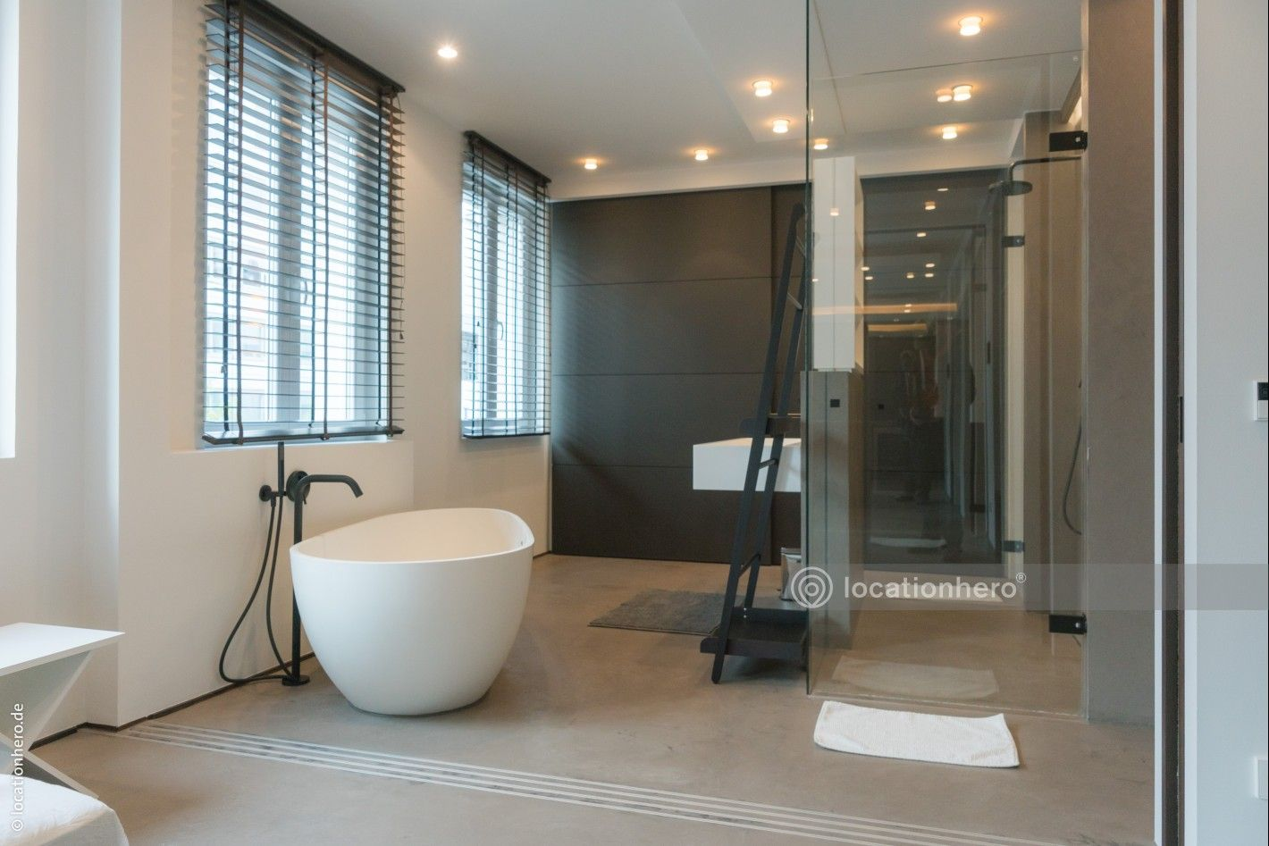 Loft Stuttgart Pin Auf Bad I Bathroom