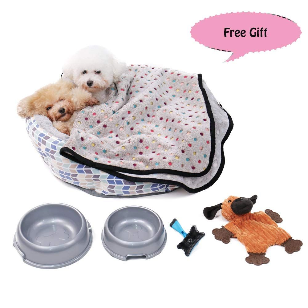 Pawz Road Dog Bed Dog Cuddler For Small Dogs And Puppy Click Image To Assess More Details This Is An Affiliate Link Dog Bed Small Dogs Dogs And Puppies