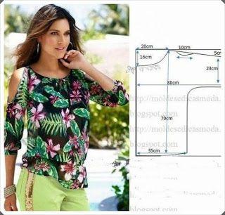 Pratik Bir Sekilde Bluz Dikimi Yapimi Resimli Aciklamali Dikis Elisi Bayanbluz Bluzyapimi Pratikbluzyapimi Ba Elbise Dikis Rehberleri Ust Giyim Dikis
