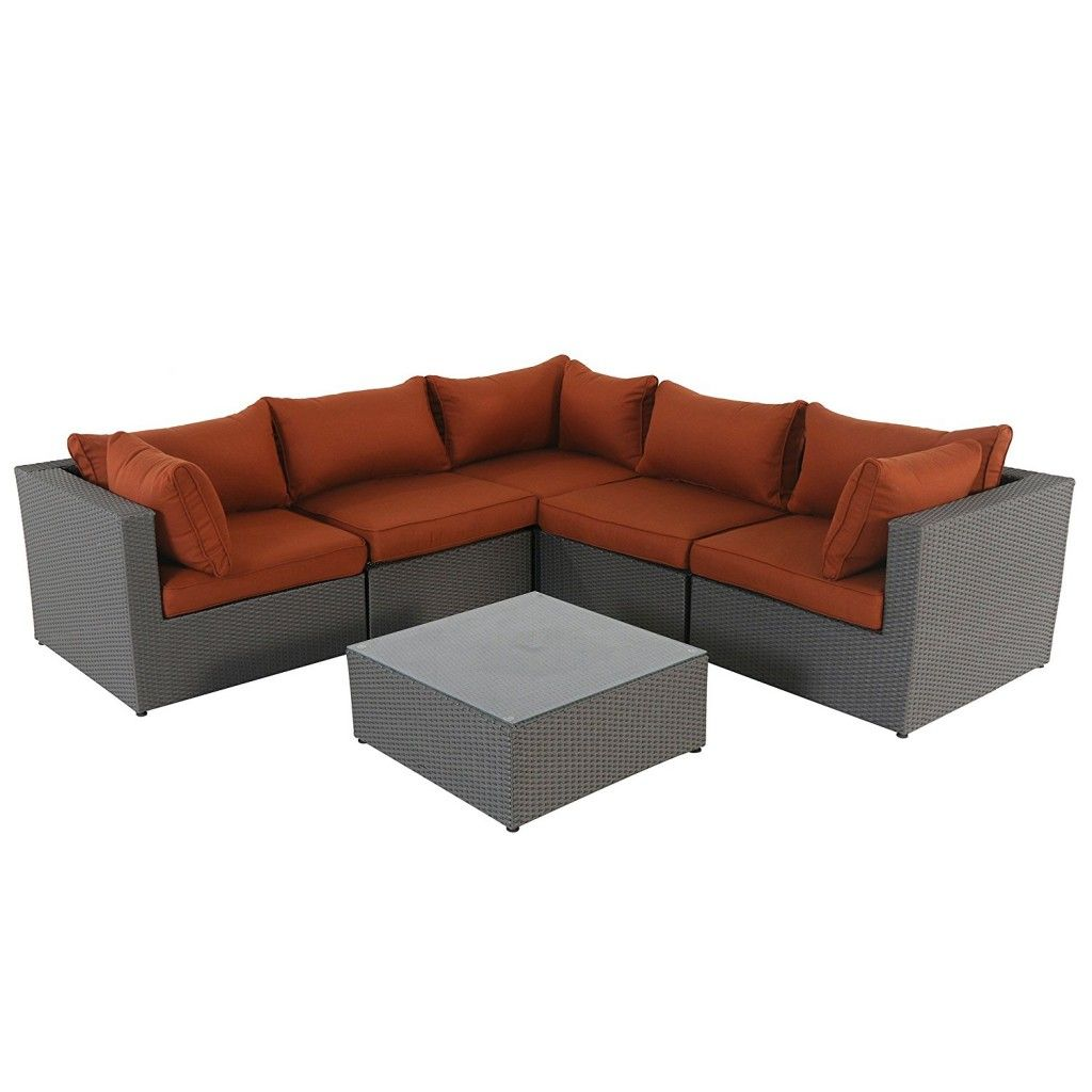 Square Sectional Couch