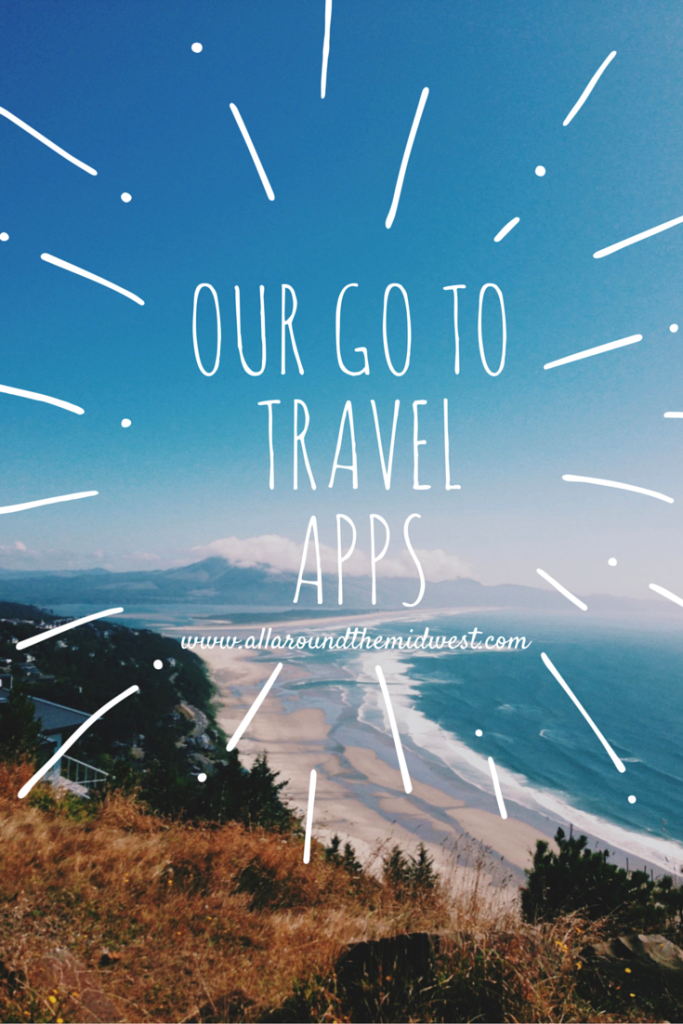 Do you use all of these apps when you go on road trips? Check out our list and see which ones we use that you don't!
