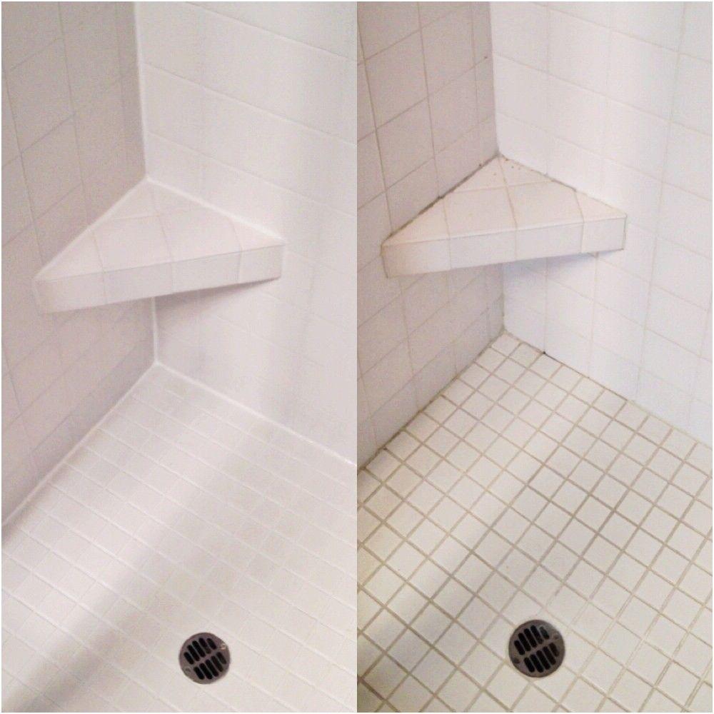 regrout bathroom tile shower floor
