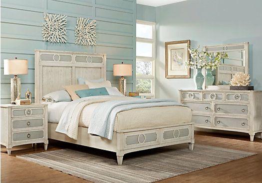 Br_rm_harlowe_ivory~Cindy Crawford Home Harlowe Ivory 5 Pc Queen Bedroom.jpeg  525×366 Pixels