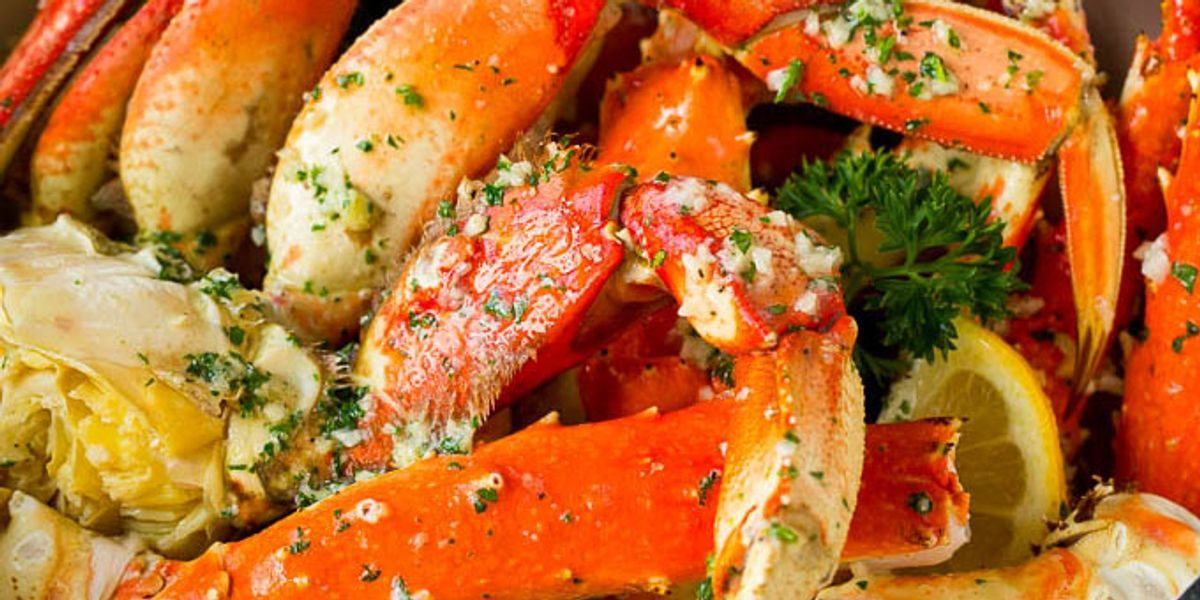 how long to steam frozen dungeness crab legs