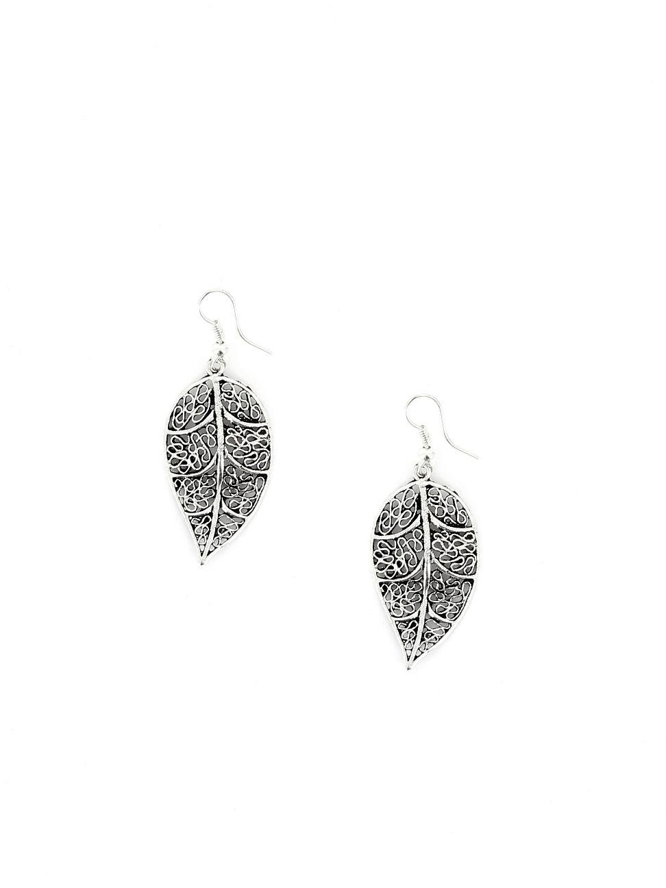 Boucles d'oreilles Arbela http://www.diwali-paris.com/nouvelle-collection/nouvelle-collection-type-de-produit/bijoux/bijoux-boucles-d-oreilles-argente-metal-chic.html