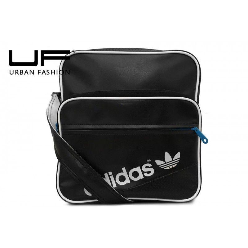 a18d1147b0ff Bolso Adidas Sir Bag Perf. Negro