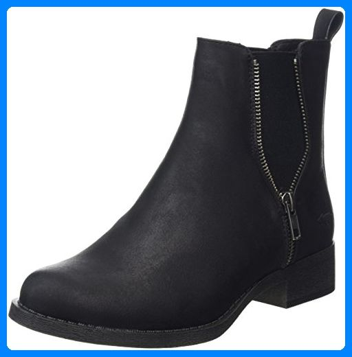 Damen Chelsea Boots, Braun - braun - Größe: 38.5 Rocket Dog