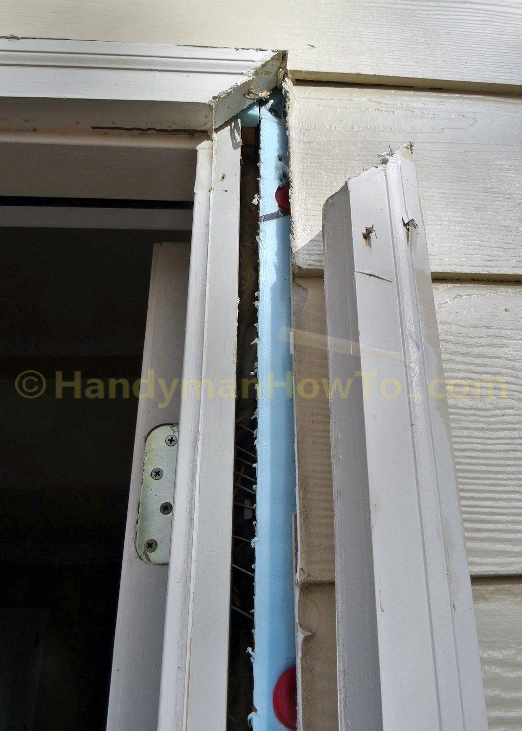 Remove Exterior Door Brick Mould Exterior Door Frame Door Frame Molding Exterior Doors