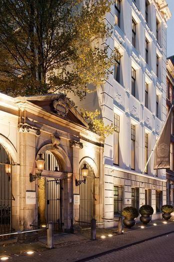 12 Best Upscale Hotels In Amsterdam