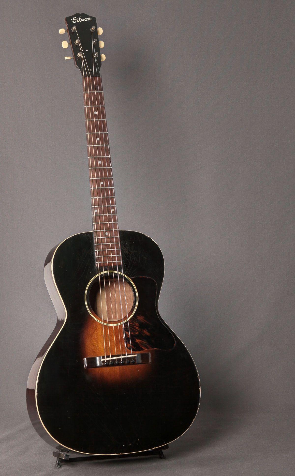 1934 Gibson L00 Guitar, Classic guitar, Acoustic guitar