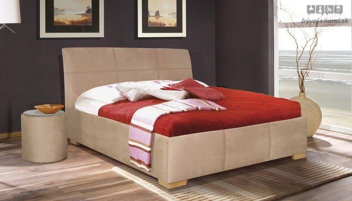 Čalúnená posteľ DAFNE E