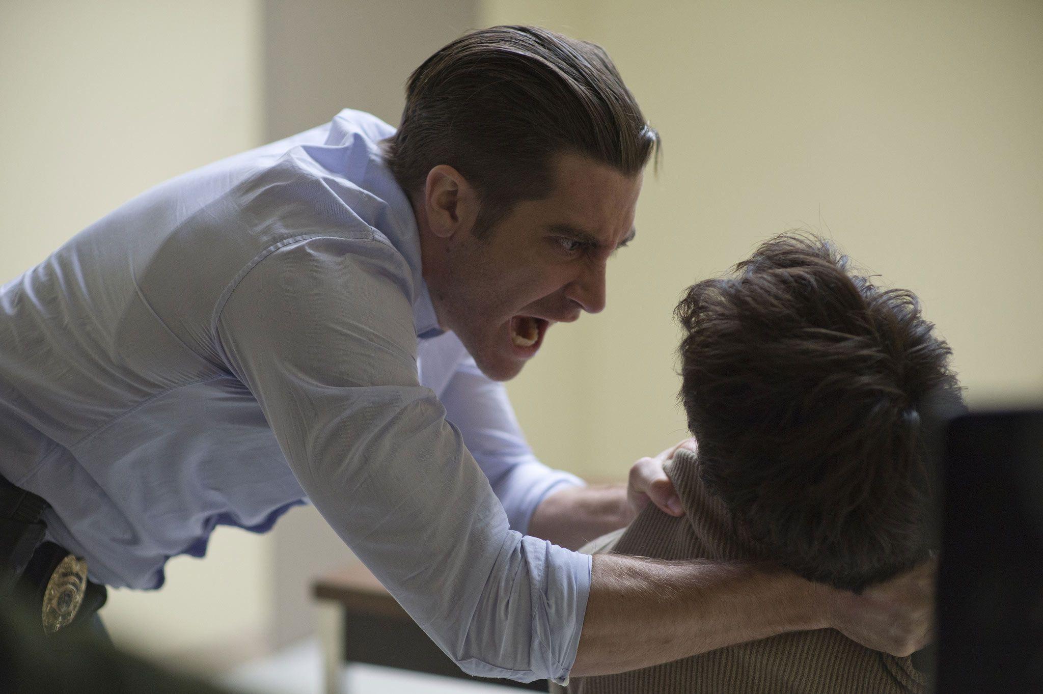Jake Gyllenhaal As Detective Loki In Prisoners 2013 Jake