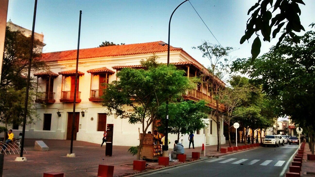 Casa de la Moneda en el Centro Histórico de la ciudad de