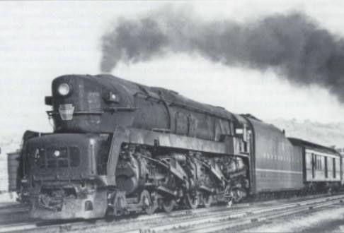 Pennsylvania Railroad T1 STEAM LOCOMOTIVE TRUST | Engines in