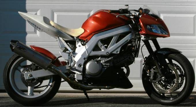 Suzuki Sv 650 S Streetfighter