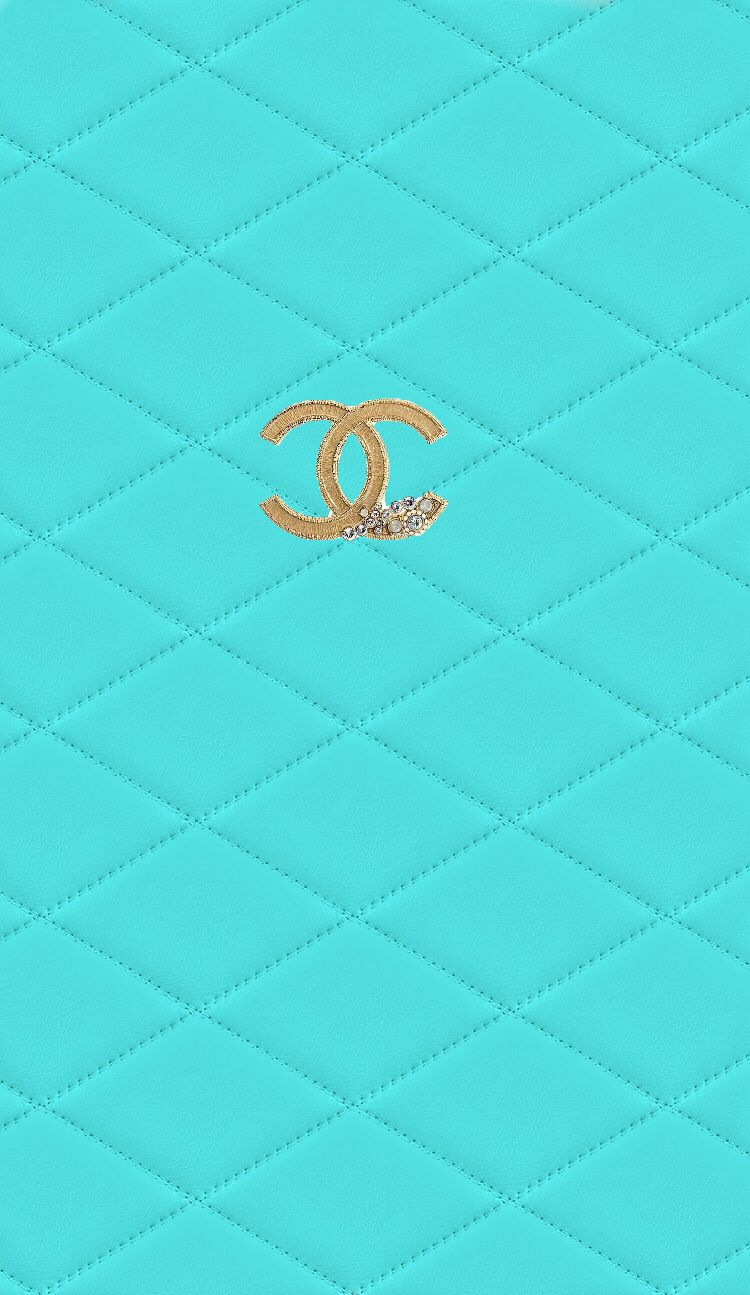 Tiffany chanel iPhone 6 plus wallpaper Even my phone wants to look cute! Pinterest Tiffany ...
