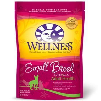 Wellness Complete Health Natural Small Breed Turkey And Oatmeal