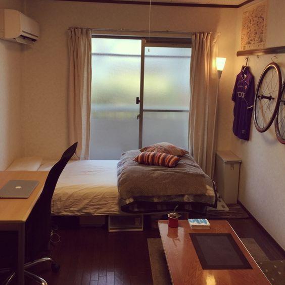 お部屋のインテリアレイアウト集 過ごし方別に11パターンご紹介 部屋 インテリア 6畳 インテリア 寝室 レイアウト 6畳