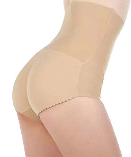 72eaa5c05cbee High Waist Seamless Butt Lifter Enhancer Tummy Control Padded Panty  Underwear   Continue to the product at the image link. Note  It s an  affiliate link to ...