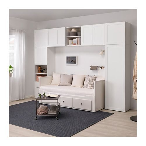 Platsa Kleiderschrank Weiss Fonnes Sannidal Jetzt Zugreifen Ikea Deutschland In 2020 Bedroom Seating Bedroom Closet Design Spare Bedroom Closets